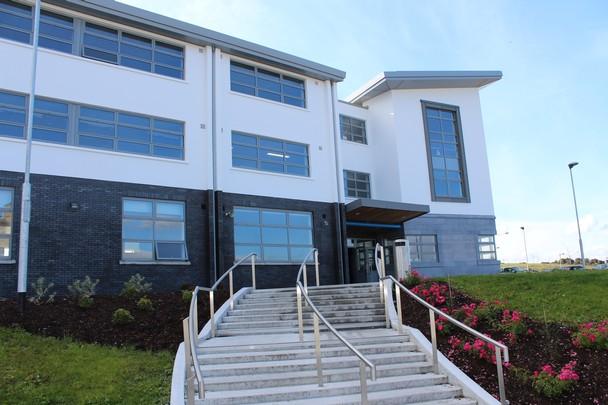 Sligo College of Further Education Interior Design